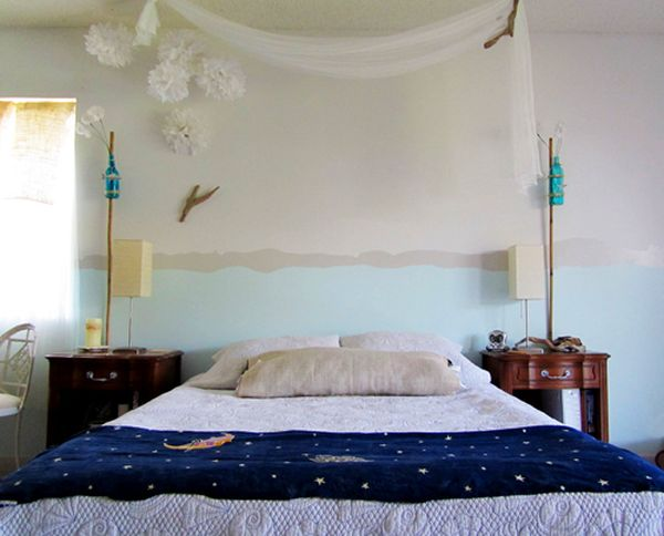 Cool Painting Ideas That Turn Walls And Ceilings Into A Statement New Bedroom Painting Designs