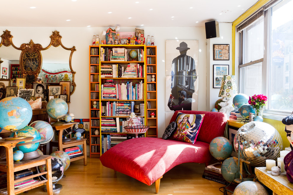 View In Gallery A Combination Between Billy Bookcase