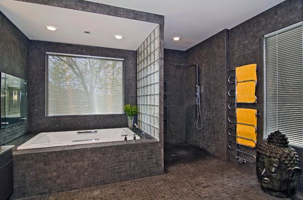 Open Shower Designs Without Doors doorless shower designs teach you how to go with the flow