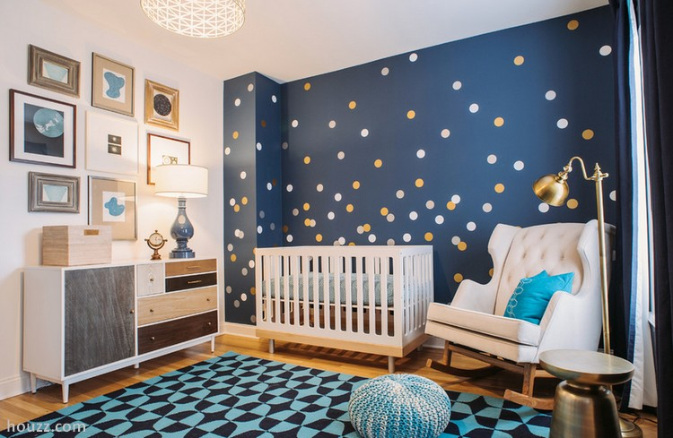 Charming Nursery Room Accents.