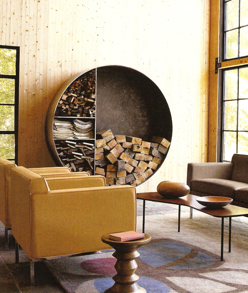 Perfect 25 Cool Firewood Storage Designs For Modern Homes