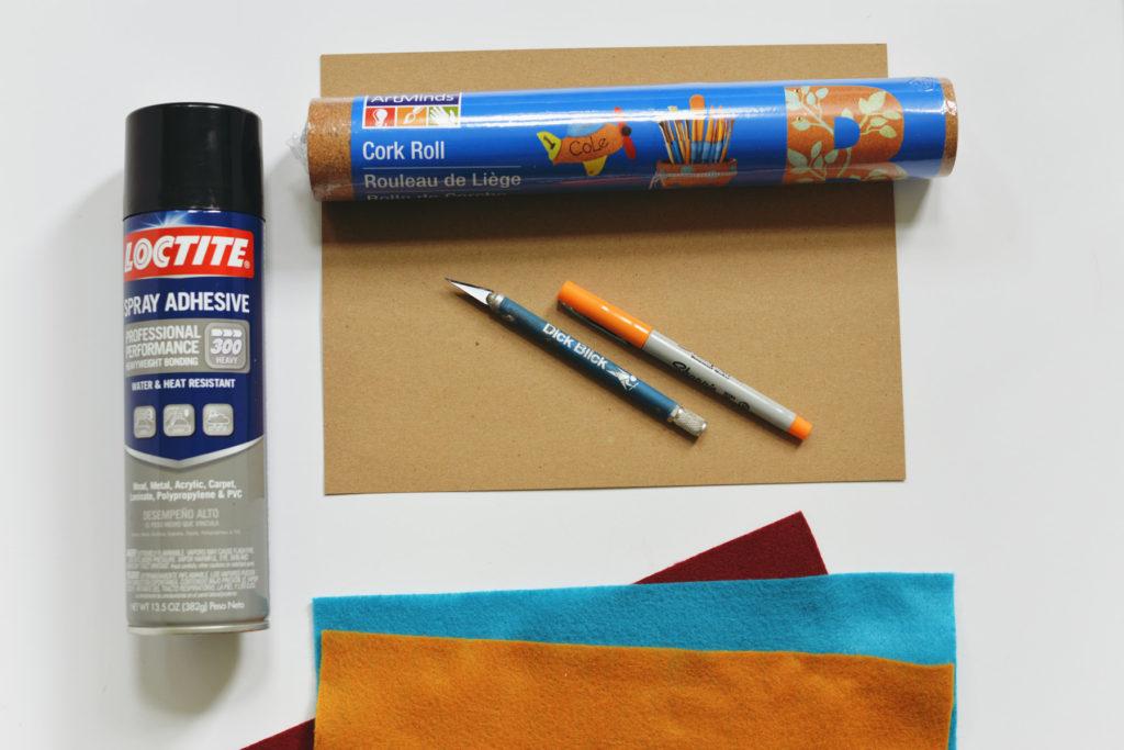 cork trivet supplies