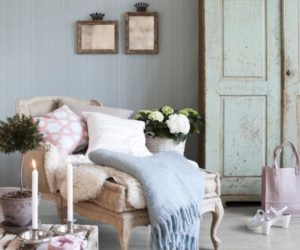 Feminine, Shabby Chic Nook Concept for Your Home