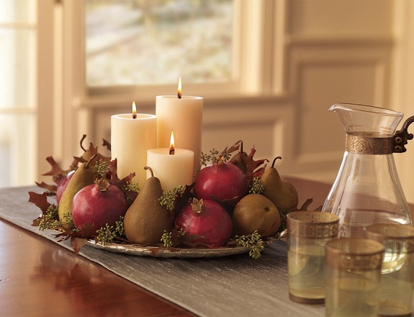 & Cozy Up: 21 Warm u0026 Friendly Fall Decorating Ideas