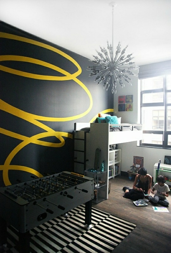 Design Wall Paint Room