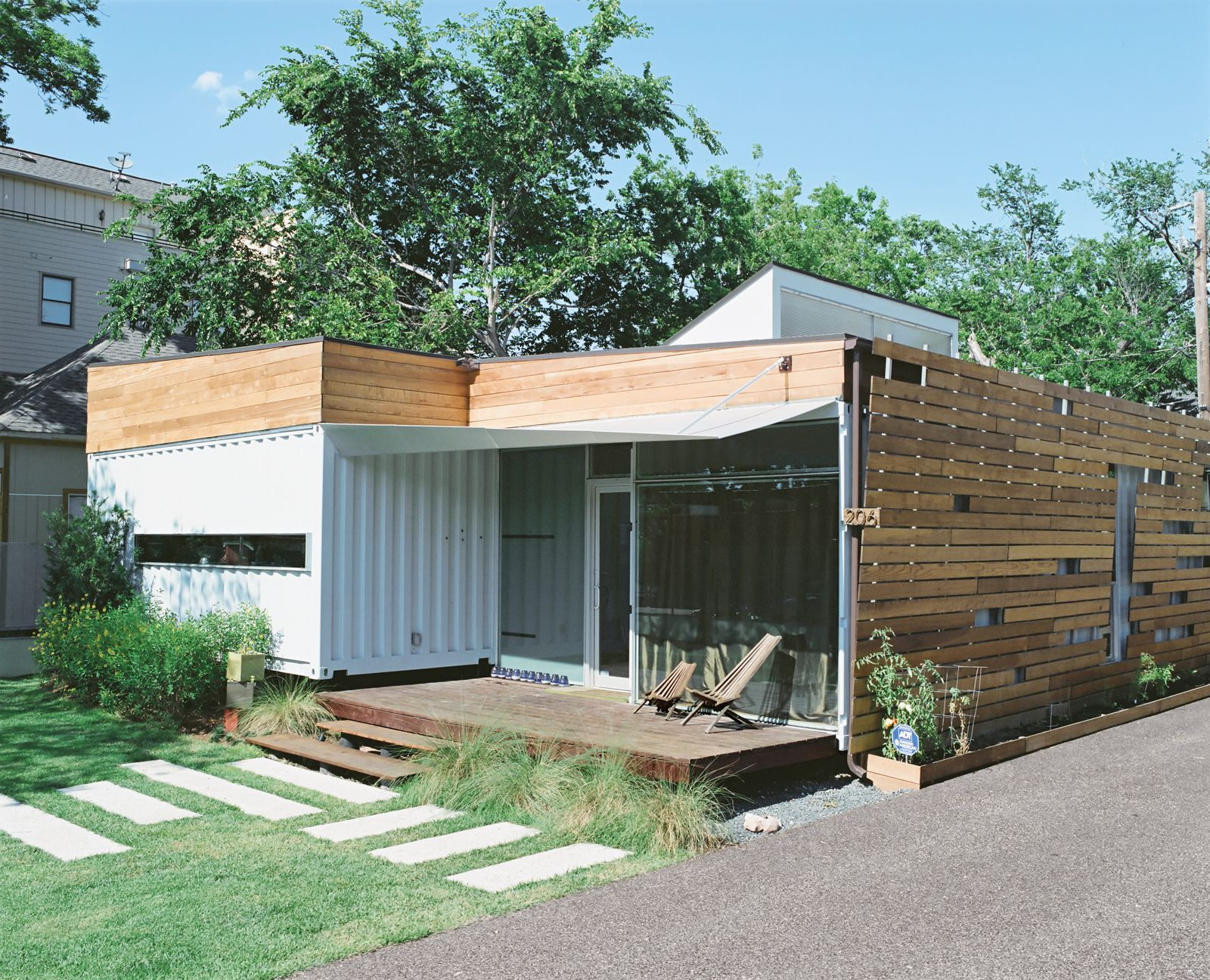 Family home in a shipping container can you make it work for Family home storage