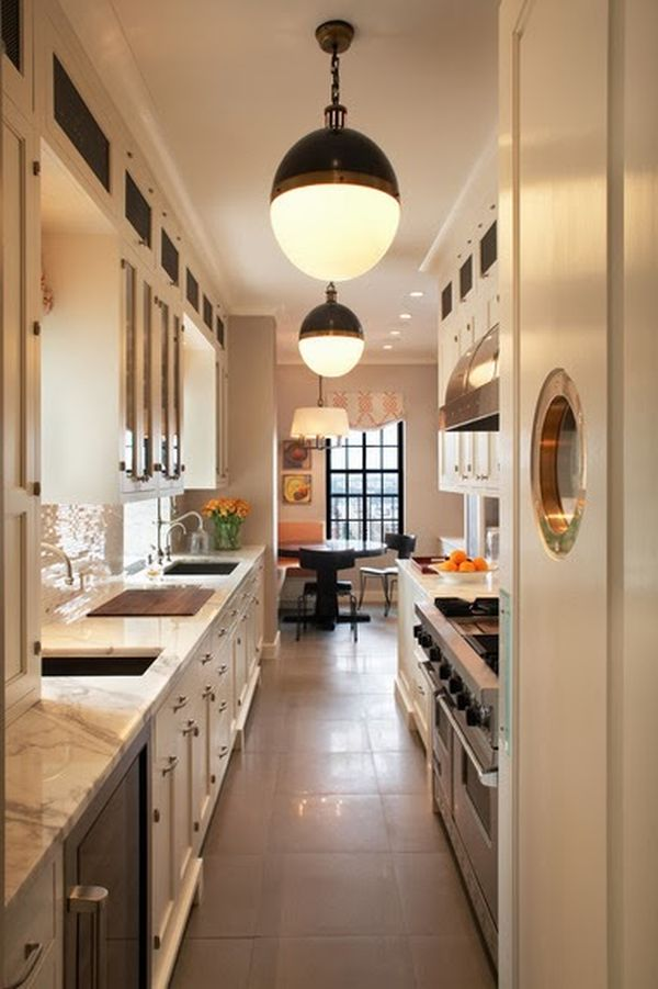 Design Tips For Galley Kitchens