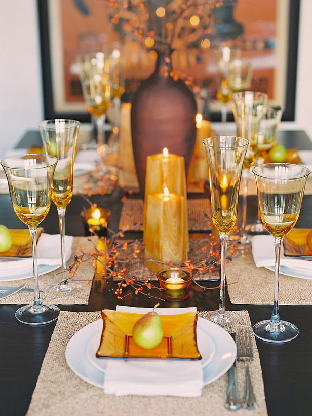 Thanksgiving Dinner Table Decorations 30 festive fall table decor ideas!