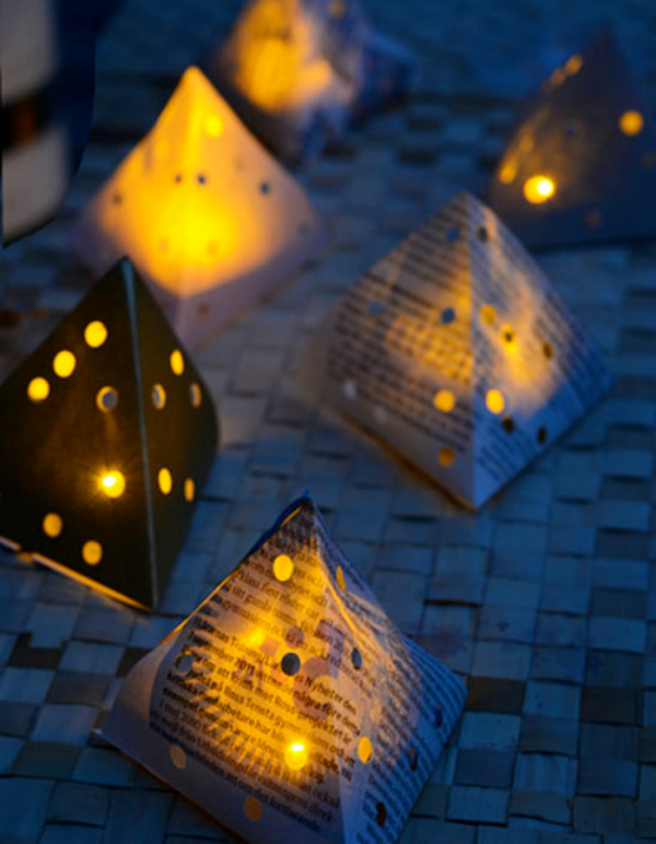 16 luminaries and lanterns to light up your autumn party dotty paper luminaries solutioingenieria Image collections