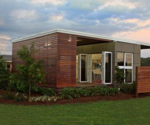 ... Modular Shipping Container Home Offers The Perfect Floor Plan