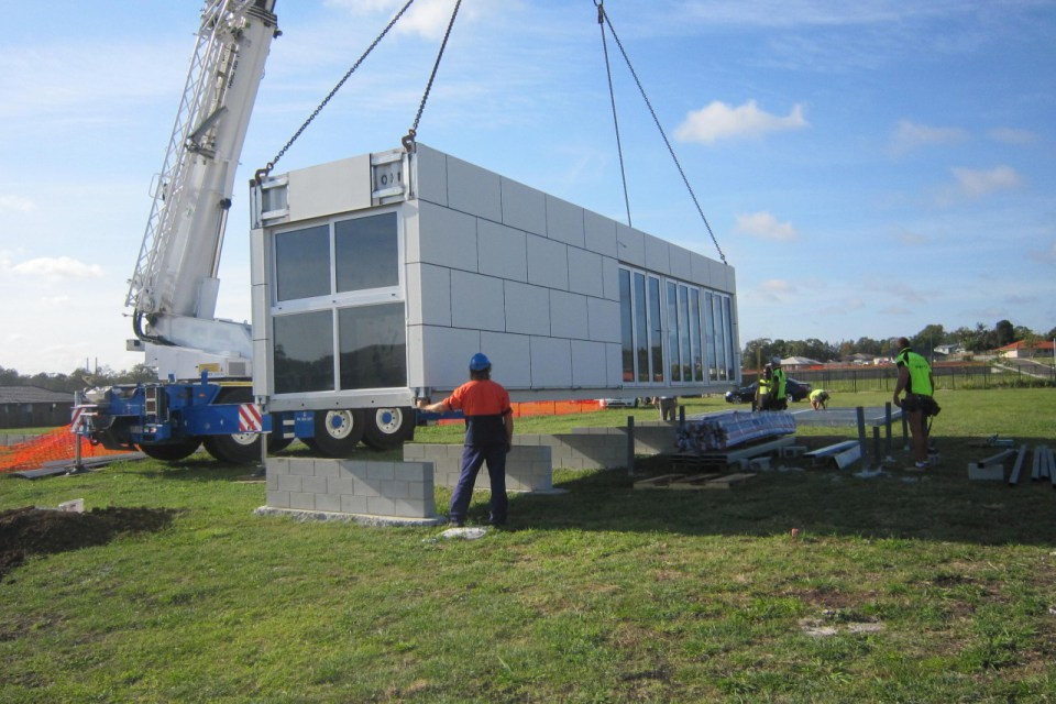 Modular Container Homes modular shipping container home offers the perfect floor plan