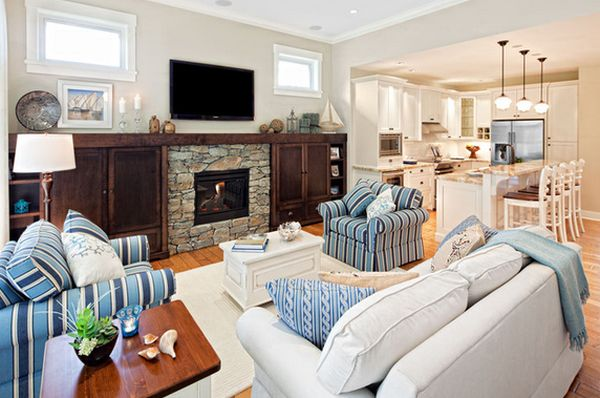Decorating Family Room 10 things that give the family room its cozy character