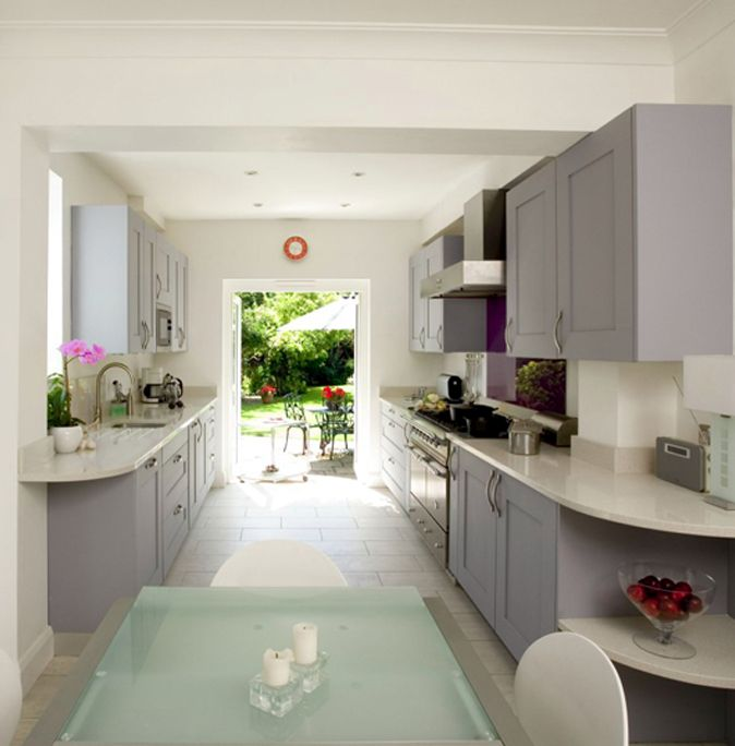 Small Long Kitchen Ideas Part - 39: GALLEY KITCHEN.