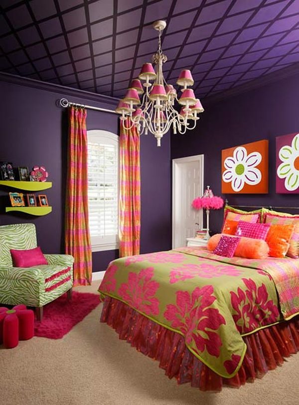 21 Cool Ceiling Designs That Turn Kidsu0027 Bedrooms Into Fantasy Land