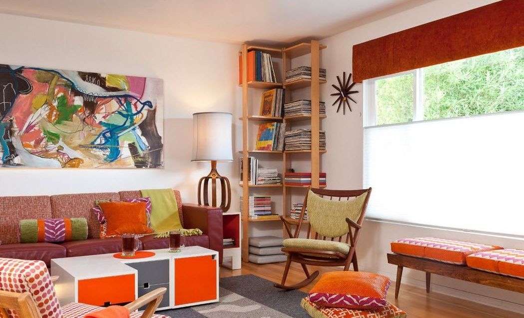 Clever Ways In Which A Corner Bookshelf Can Fill The Blanks Your Design