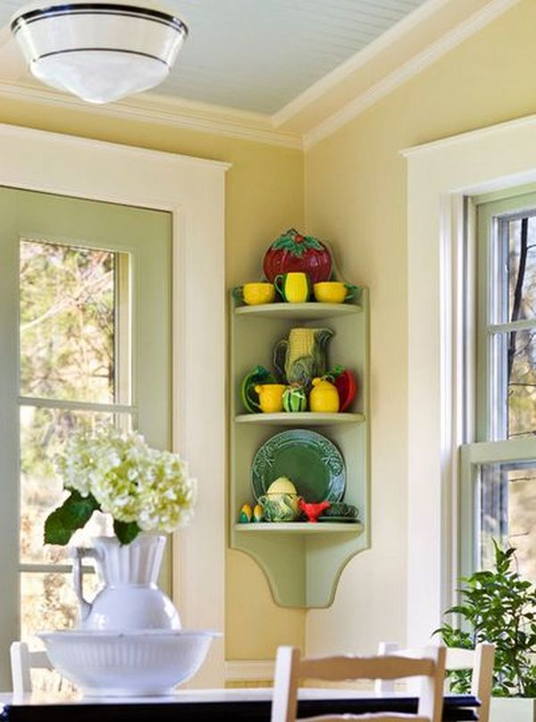 How To Decorate Corner Shelves Clever Ways In Which A Corner Bookshelf Can Fill In The Blanks In 31