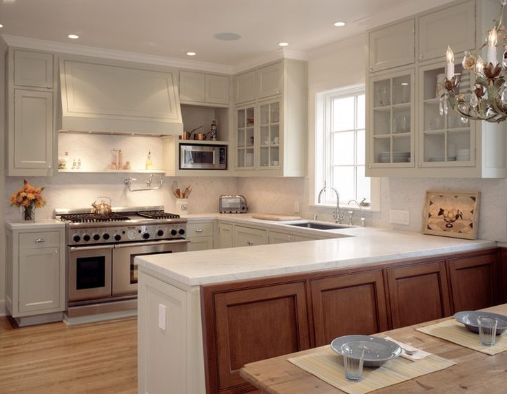 Most Por Kitchen Layout and Floor Plan Ideas U Shaped Kitchen Designs Corner Sink In on u shaped kitchen island, u shaped kitchen microwave, u shaped kitchen kitchen, u shaped kitchen apron sink, u shaped kitchen cabinets,
