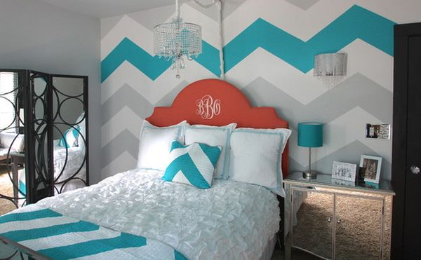 Beau Chevron Patterns.