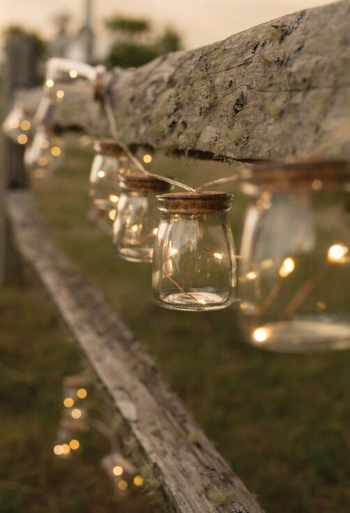 6 Light Novelty String Light - How You Can Use String Lights To Make Your Bedroom Look Dreamy