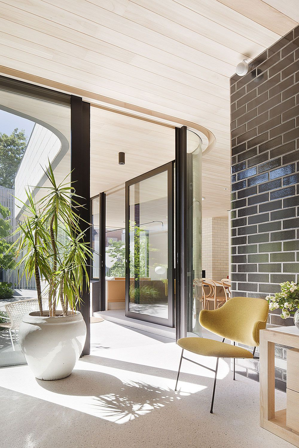australian home features a modern aesthetic with edwardian roots