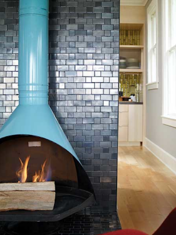 Build Your Malm Fireplace Into a Wall