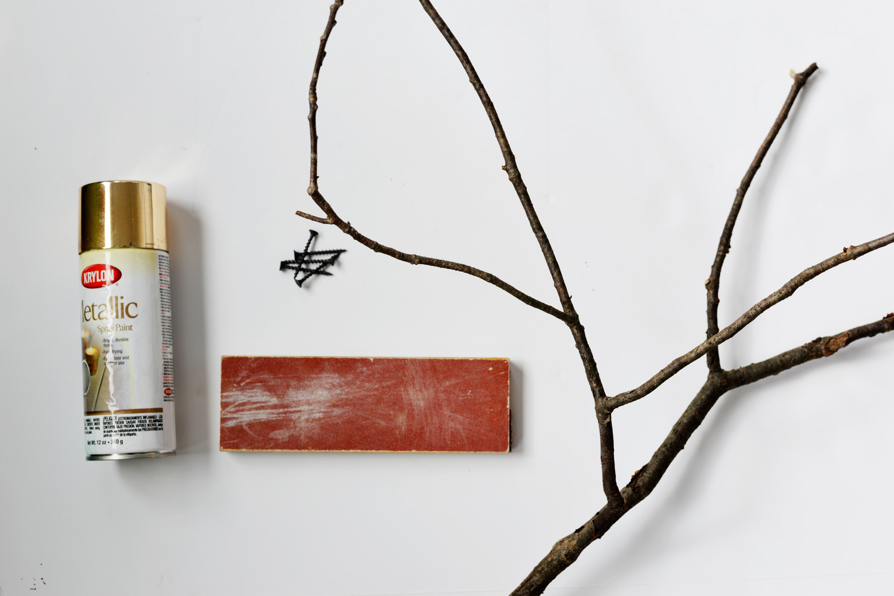 DIY Jewelry Branch supplies