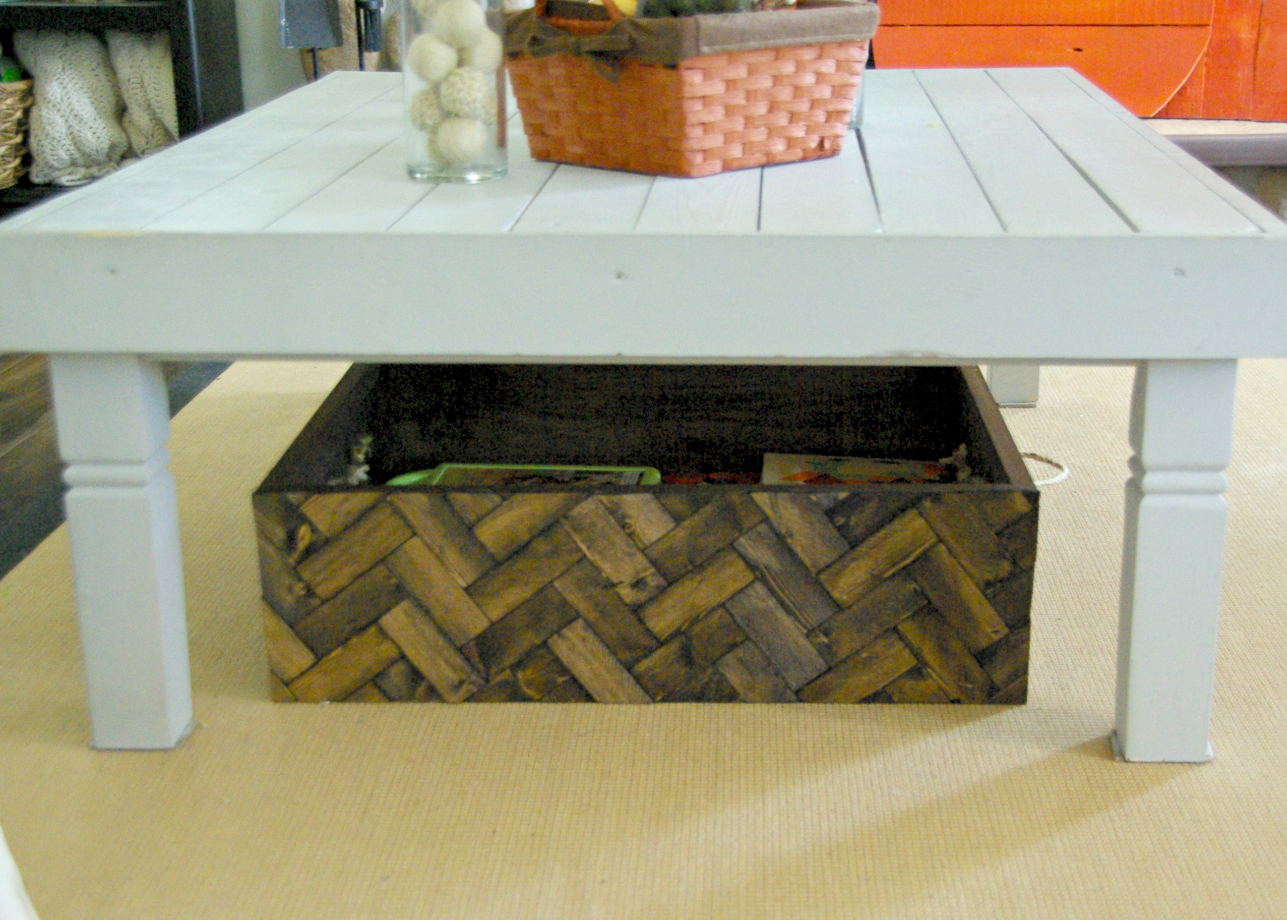 DIY-herringbone-storage-solution
