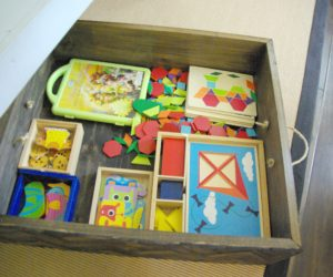 DIY Herringbone Box – A Creative Way To Add Storage And Style
