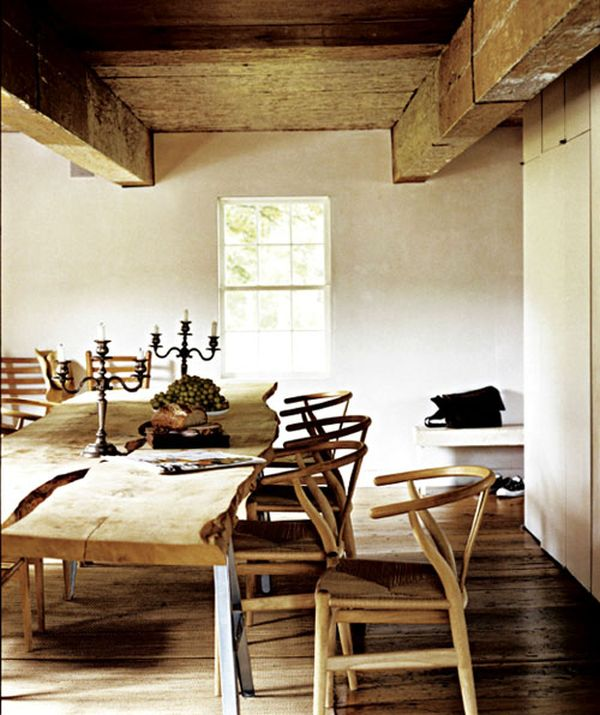 20. Understated seating. & 25 Homely Elements To Include In A Rustic Décor