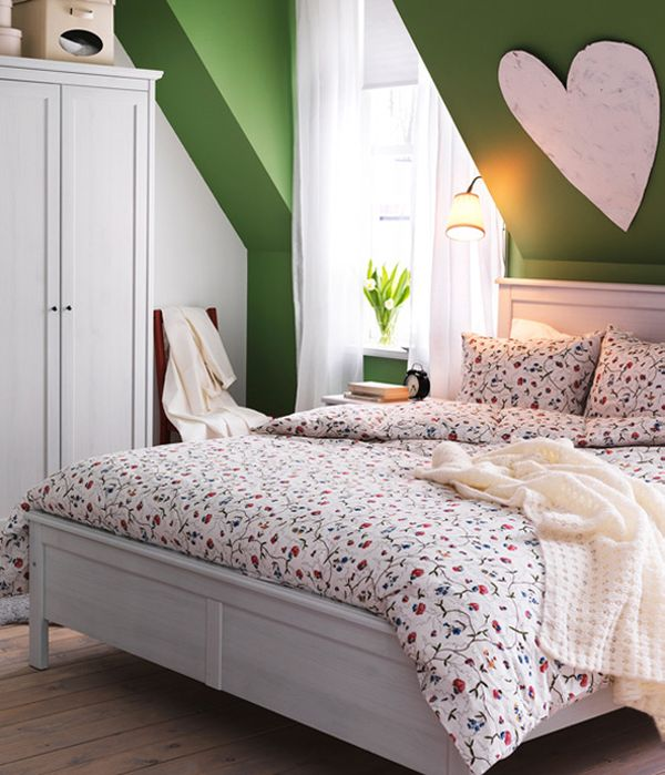 Ikea Small Bedroom Design Ideas Part - 22: 45 Ikea Bedrooms That Turn This Into Your Favorite Room Of The House