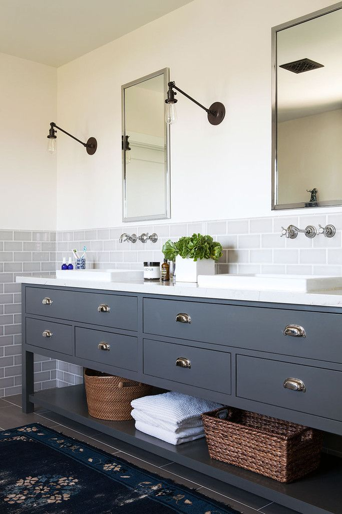 Rise And Shine Bathroom Vanity Lighting Tips - Modern bathroom vanity lighting