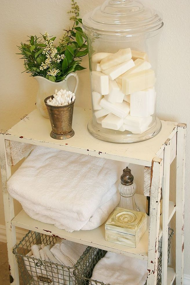Rustic Chic Bathroom Decor 52 ways incorporate shabby chic style into every room in your home
