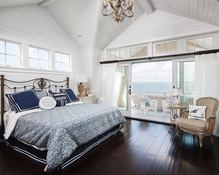 Large Loft Bedroom Ideas