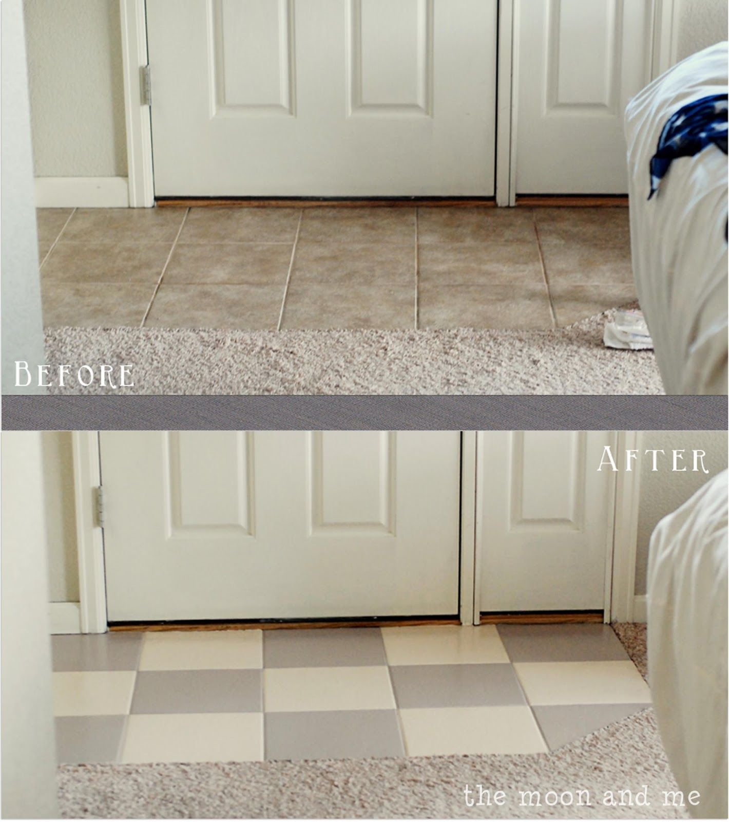 Kitchen Tiles Painted Over floor painting: a guide to the whats and hows of painting your floor