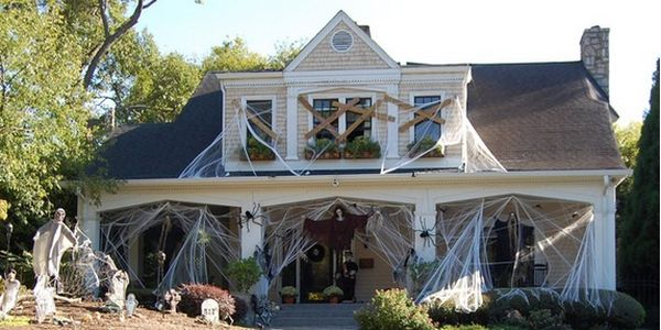 view in gallery - Halloween House Pictures
