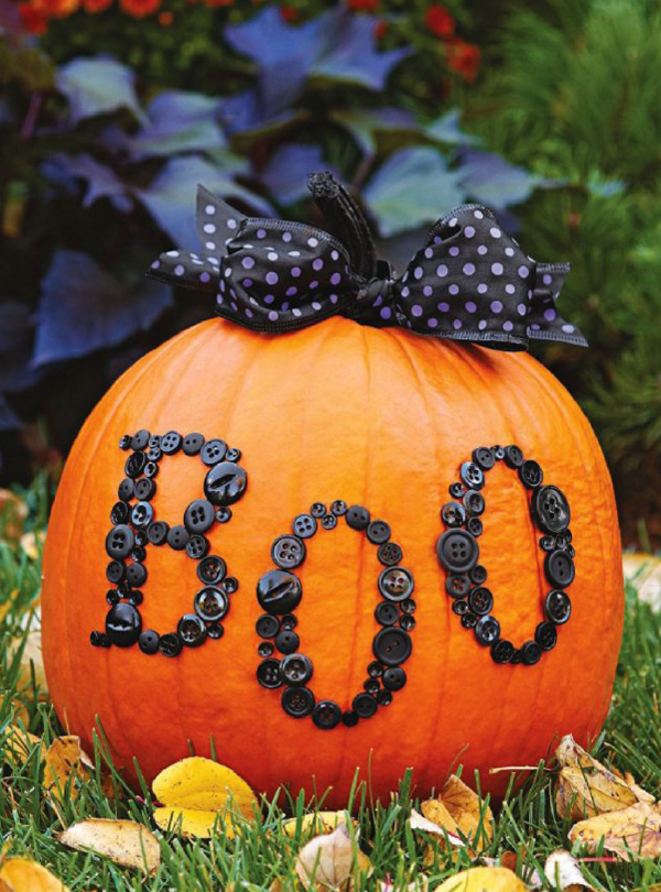 decorate some pumpkins - Halloween Decorations Pumpkins