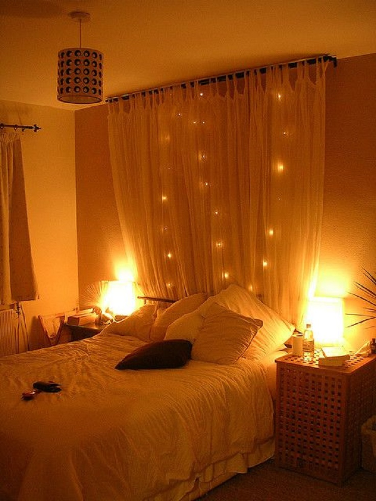 string lighting for bedrooms how you can use string lights to make your bedroom look dreamy 17433