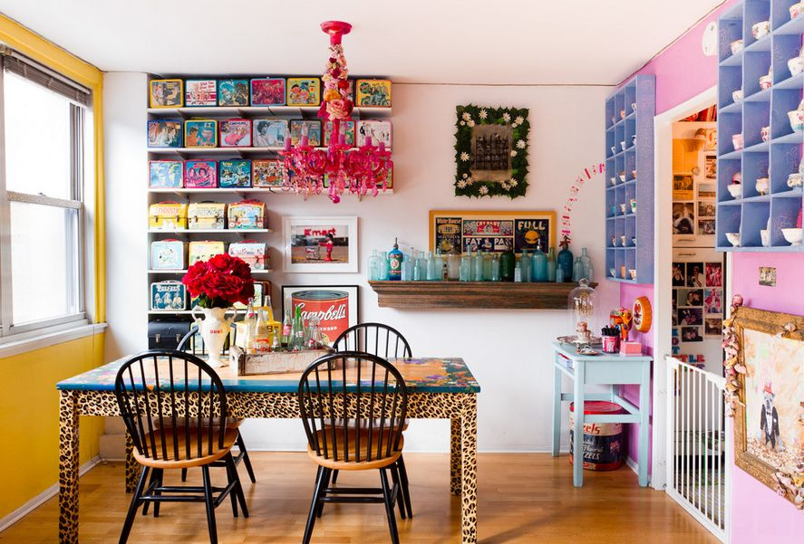 Look Beyond The Clichés – 11 Pink Chandeliers With Grown-up ...
