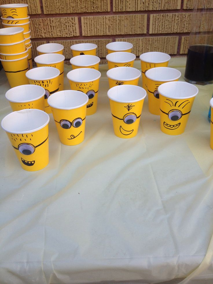 planning a fun party with your minions  u2013 10 adorable diy