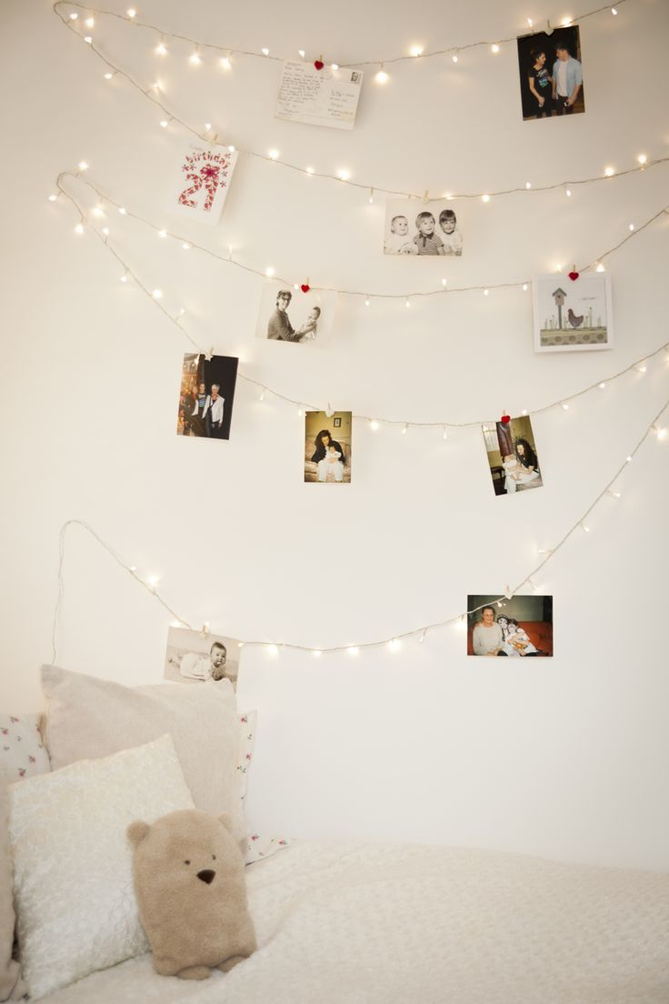Uncategorized Pretty Fairy Lights Bedroom how you can use string lights to make your bedroom look dreamy view in gallery