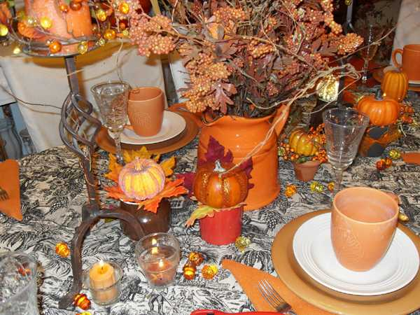 Fall parties fun and festive decorating ideas
