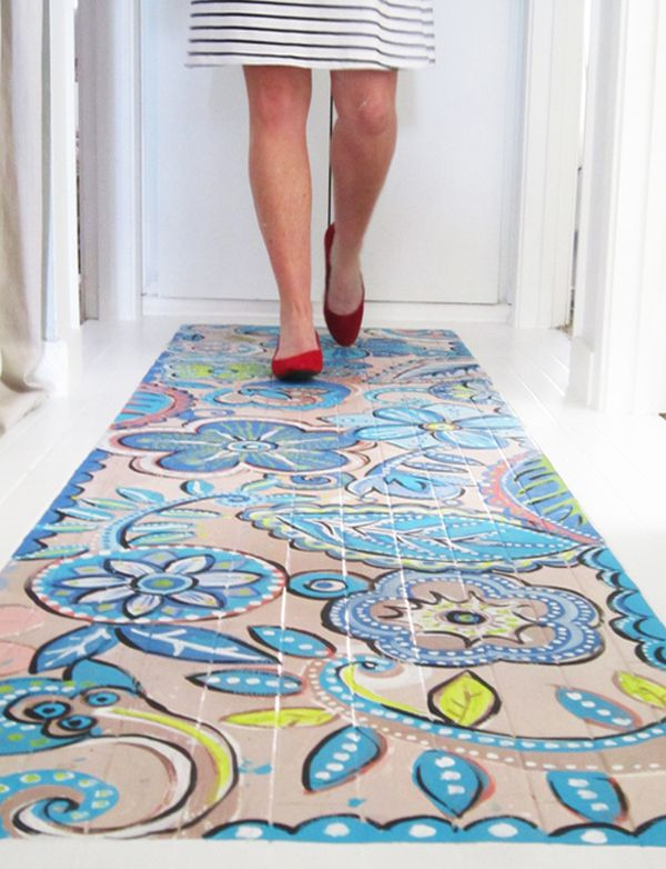 Floor Painting A Guide To The Whats And Hows Of Painting Your Floor