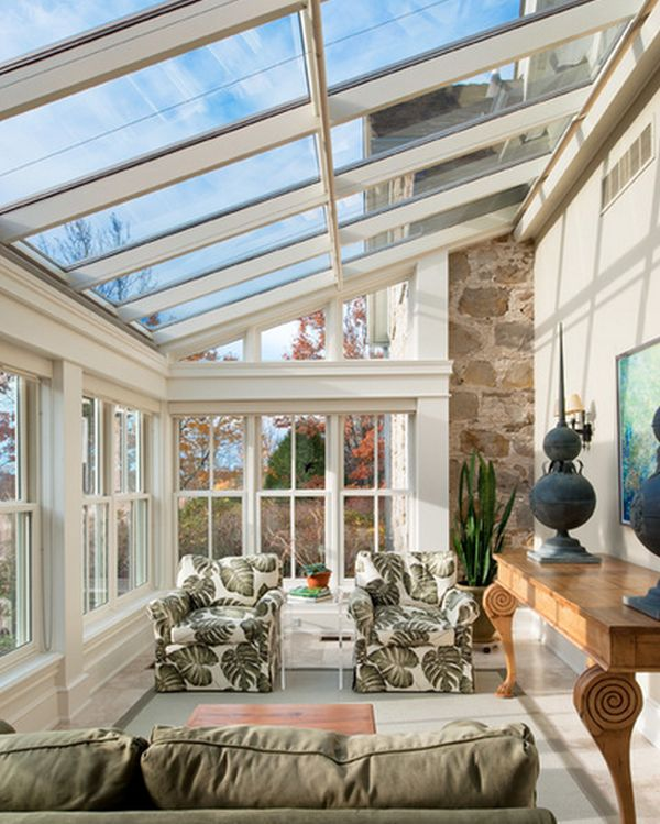 15 Quot Sun Quot Sational Sunroom Ideas For The Off Season