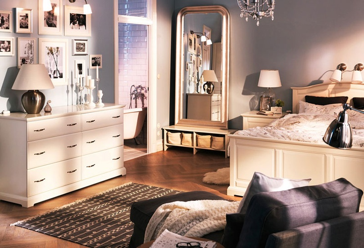 Etonnant 45 Ikea Bedrooms That Turn This Into Your Favorite Room Of The House