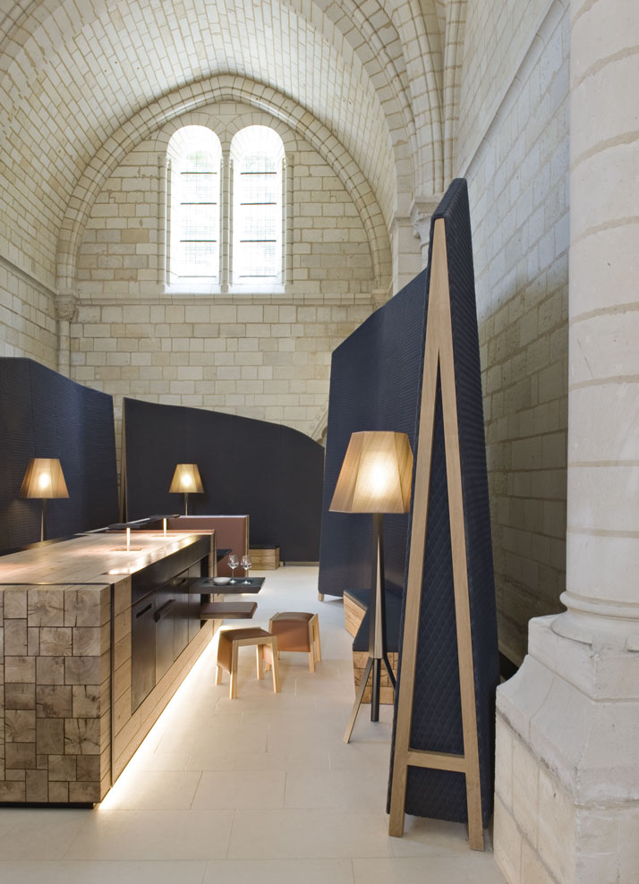 50 reception desks featuring interesting and intriguing for Hotel design france