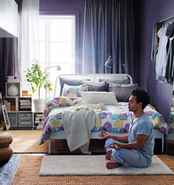 45 ikea bedrooms that turn this into your favorite room of the house - Ikea Room Design Ideas