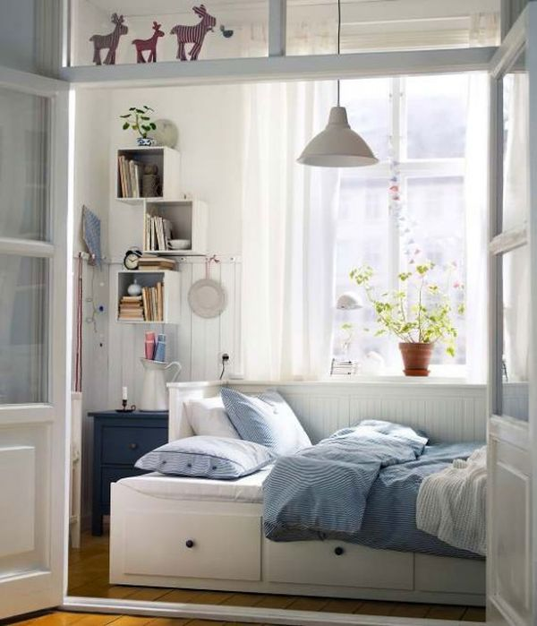 Bedroom Nook Design Ideas Bedroom Colors 2016 Narrow Bedroom Ideas Black Bedroom Cupboards: 45 Ikea Bedrooms That Turn This Into Your Favorite Room Of