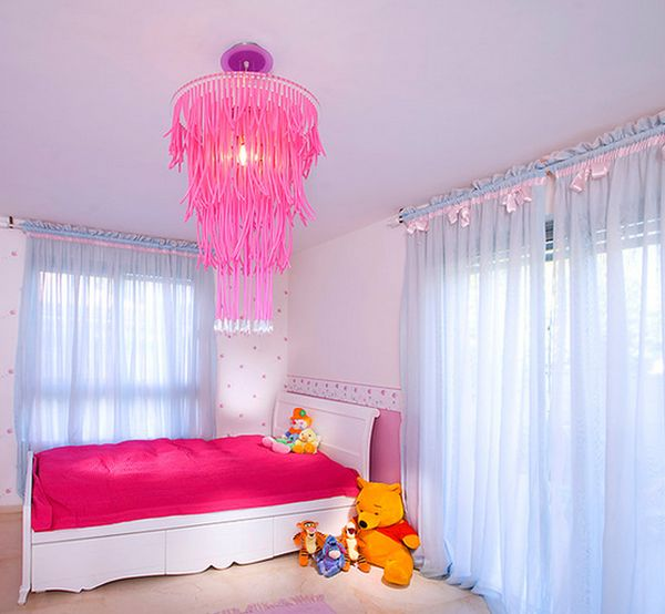 Look Beyond The Clichés – 11 Pink Chandeliers With Grown-up Charm
