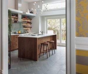 Timeless Herringbone Pattern in Home Décor