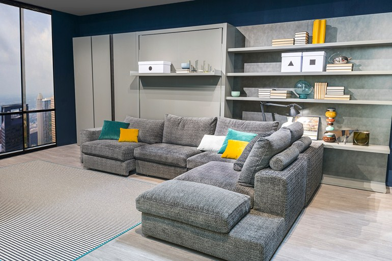 Add Space Where You Need It The Most With L Shaped Sofas
